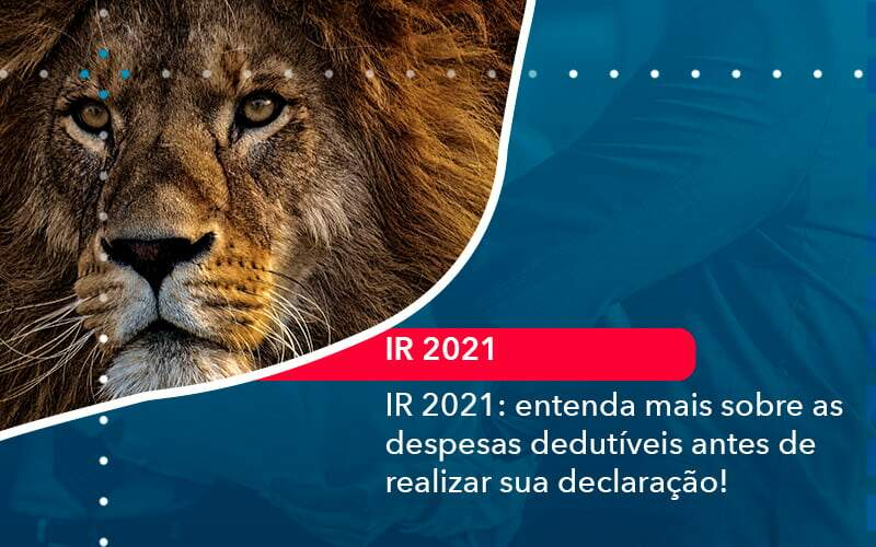 Ir 2021 Entenda Mais Sobre As Despesas Dedutiveis Antes De Realizar Sua Declaracao (1) - Quero montar uma empresa - IR 2021: entenda mais sobre as despesas dedutíveis antes de realizar sua declaração!